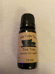 Free Reign Farms Tea Tree Essential Oil