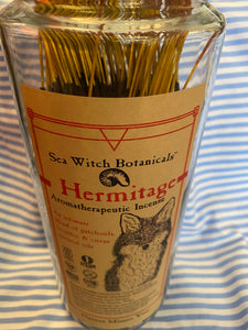 Sea Witch Botanicals Hermitage Aromatherapeutic Incense