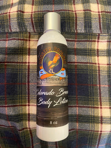 Rooster Browns Colorado Breeze Body Lotion