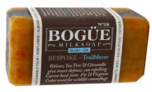 Bogue No28 Trailblazer Goat Milk Soap