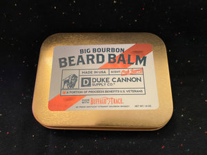 Duke Cannon Big Bourbon Beard Balm