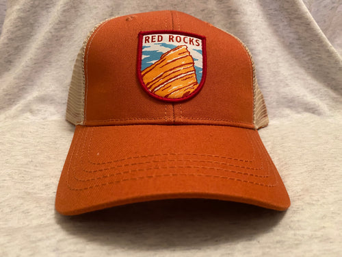 COLORADICAL RED ROCKS HAT