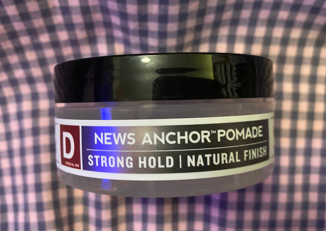 Duke Cannon News Anchor Pomade Travel Size
