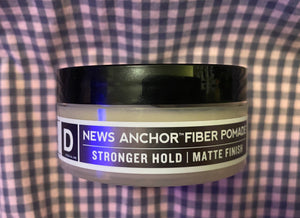 Duke Cannon News Anchor Fiber Pomade