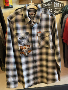 Dixxon Big Twin Flannel Shirt