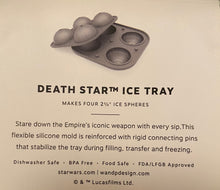 Death Star 4 Pack Ice Mold