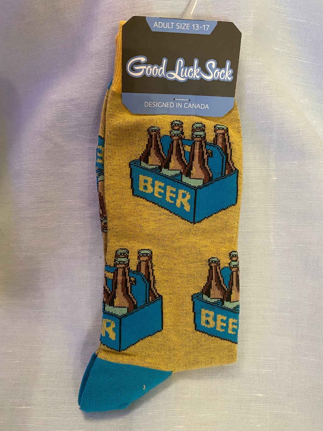 Good luck Beer Socks