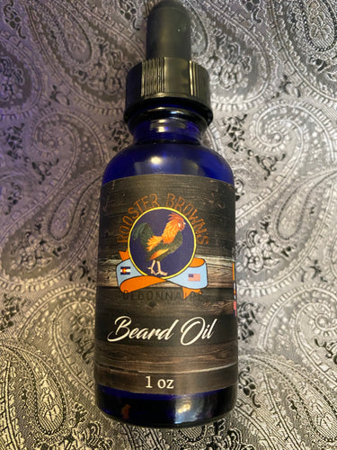 Rooster Browns Beard Oil