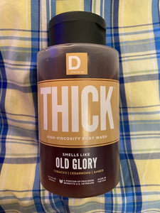 Duke Cannon Thick - Old Glory Body Wash