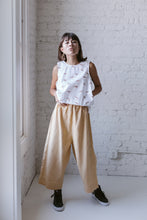 Easy Go-To Melon Linen Pant