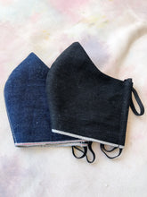 Contour Selvedge Denim Mask