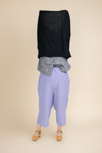 Easy Pant in Periwinkle Linen