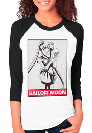BLUSA RANGLAN SAILOR MOON SERENA