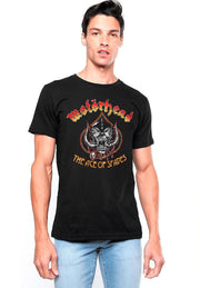 PLAYERA MOTORHEAD THE ACE OF SPADES
