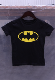 PLAYERA BATMAN LOGO KIDS