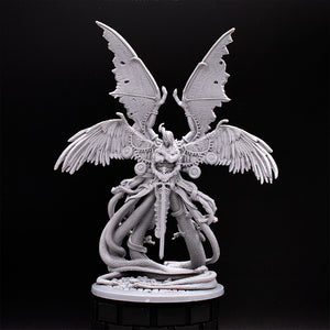 Lucifero - Prince of Darkness - Black Rose Wars - Unpainted Miniature