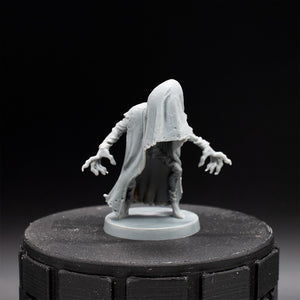 Female Beast - Possessed Patient - Bloodborne - Unpainted Miniature