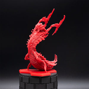 Empusa Queen - Devil May Cry - Unpainted Miniature