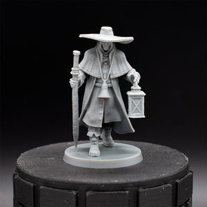 Church Servant - Bloodborne - Unpainted Miniature