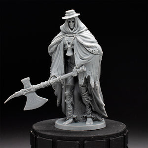 Cursed Goliath Priest - Bloodborne - Unpainted Miniature