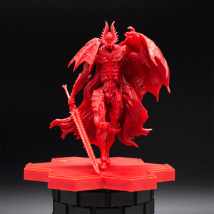 Cavaliere Angelo - Demon Lord - Devil May Cry - Unpainted Miniature