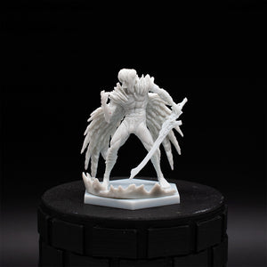 Devil Trigger Nero - Devil May Cry - Unpainted Miniature