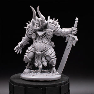 Minotaur God - Black Rose Wars - Unpainted Miniature