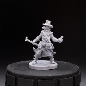 Plague Doctor Schnabel - Dark Rituals - Unpainted Miniature
