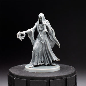 Kidnapper - Lich - Bloodborne - Unpainted Miniature