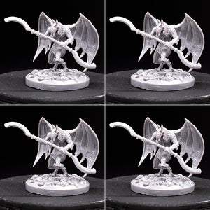 Farfarello - Hell Harpy - Black Rose Wars - Unpainted Miniature