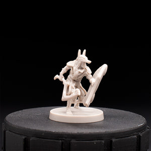 Anuban Teenager - Monumental - D&D - Unpainted Miniature