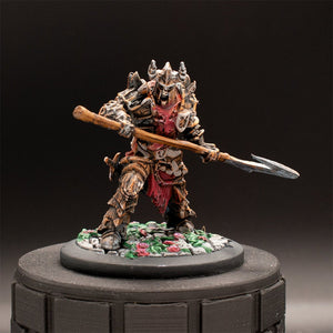 Lich - Bone Knight - Black Rose Wars - D&D - Painted Miniature