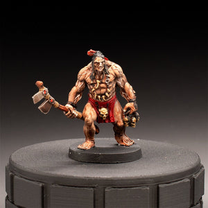 Pict Warrior - Barbarian - Brute - Conan - D&D - Painted Miniature
