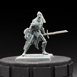 Lich V1 - Undead - Limbo Eternal - D&D - Unpainted Miniature