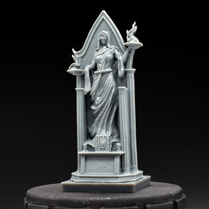 Altar - Double Sided - Limbo Eternal - D&D - Unpainted Miniature