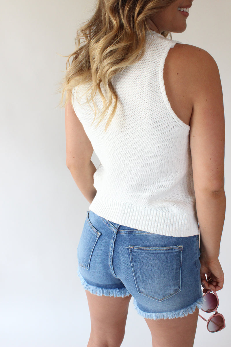 Daisy Knit Top