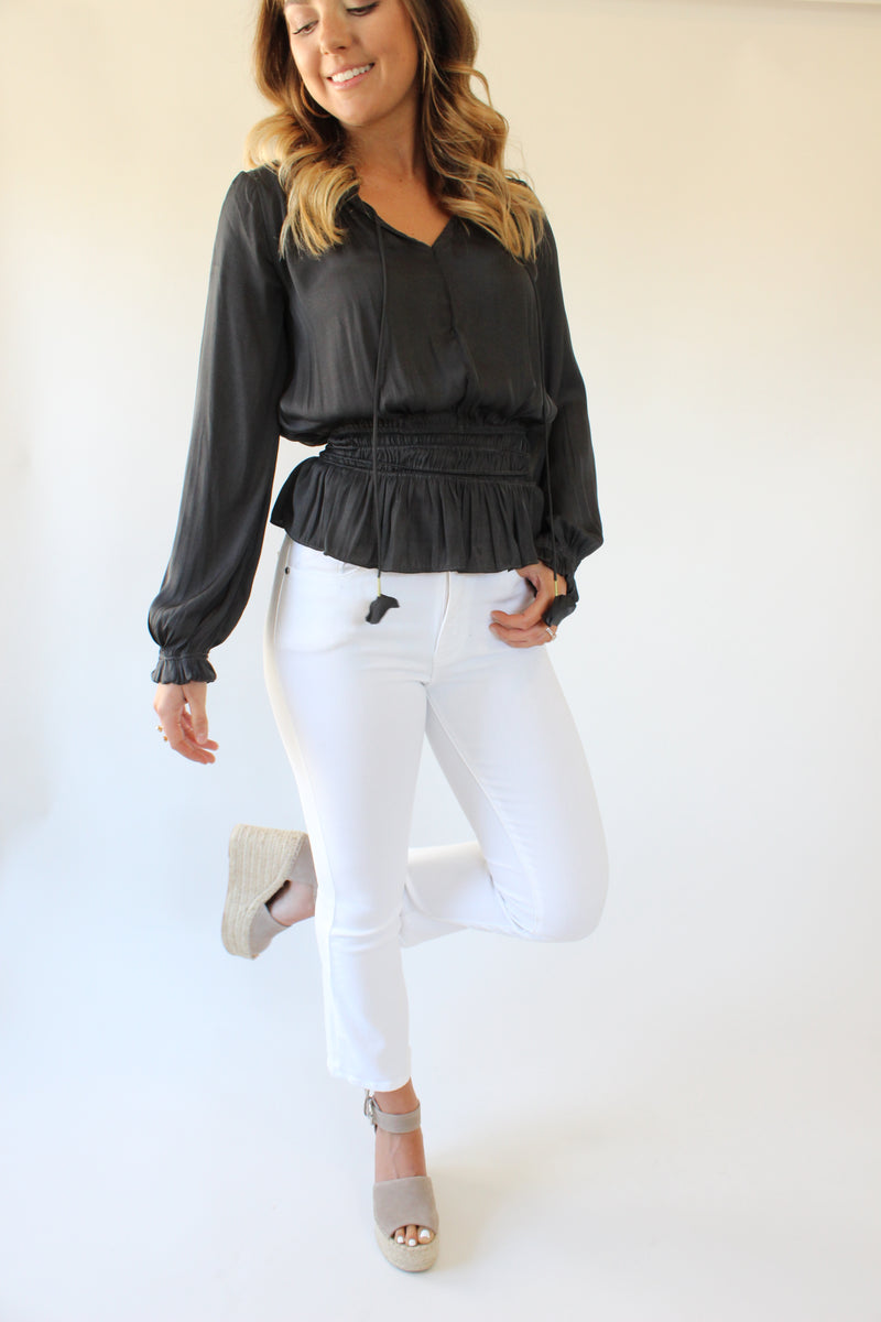 The Lucy L/S Top