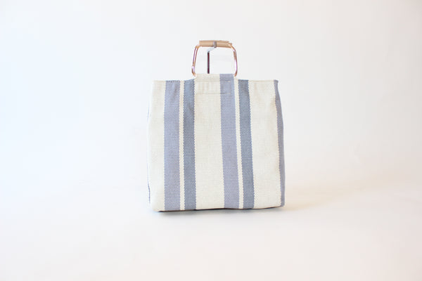 Resort Multi Stripe Bag