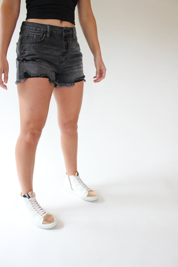 Finn High Rise Destructed Short