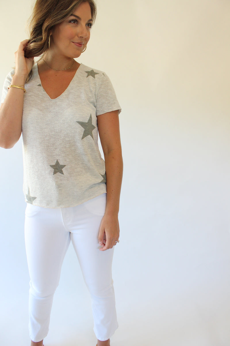 Stars Away Tissue Knit