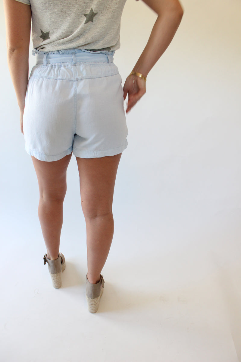 Willow Paper Bag shorts