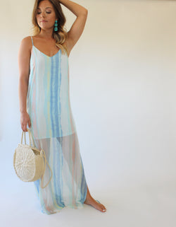 I Sea You Maxi Dress