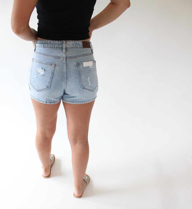 Lou Lou Mom Shorts