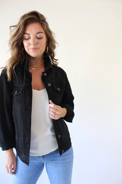 Lotty Vintage Denim Jacket
