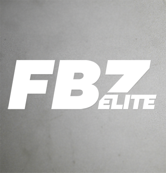 FBZ Elite Sticker