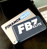 FBZ Elite Sticker on Portable Chargers