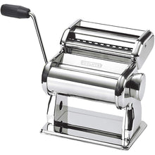 Load image into Gallery viewer, Nuvantee Pasta Maker - Highest Quality Pasta Machine - 150 Roller with Pasta Cutter - 7 Adjustable Thickness Settings