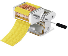 Load image into Gallery viewer, Nuvantee Ravioli Maker Attachment - 150 mm Detachable Ravioli Cutter - Stainless Steel Ravioli Machine