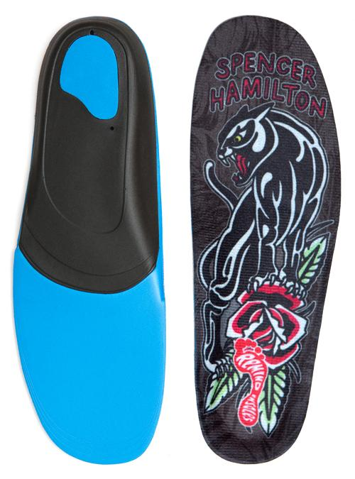 CUSH - Spencer Hamilton Insoles