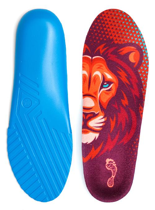 DESTIN - Tommy Sandoval Lion Insoles